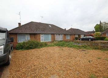 Thumbnail 3 bed bungalow for sale in Manor Close, Burgess Hill