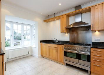 Thumbnail 4 bed property to rent in The Crest, Surbiton