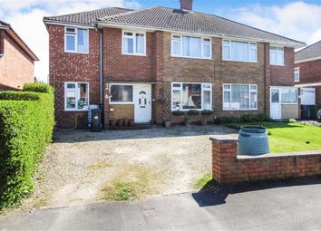 Thumbnail 5 bed semi-detached house for sale in Dunblane Drive, New Cubbington, Leamington Spa