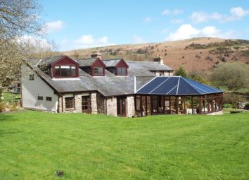 Thumbnail 4 bed detached house for sale in Bettws, Abergavenny