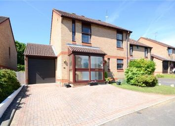 Thumbnail 4 bedroom link-detached house for sale in Pimento Drive, Earley, Reading
