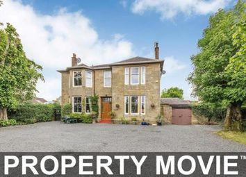 Thumbnail 4 bed detached house for sale in Fenwick Road, Kilmaurs, Kilmarnock, East Ayrshire