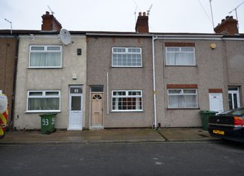 Thumbnail 2 bed terraced house to rent in Harold Street, Grimsby