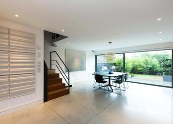 Thumbnail 3 bedroom terraced house for sale in Fellows Road, Swiss Cottage, London