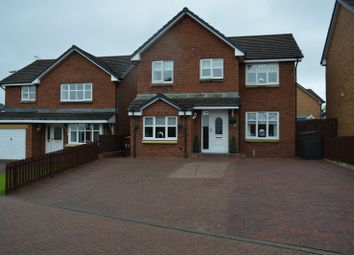 Thumbnail 5 bed detached house for sale in Sandalwood, Wishaw