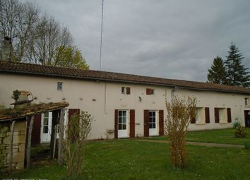 Thumbnail 4 bed property for sale in Lezay, Poitou-Charentes, 79120, France