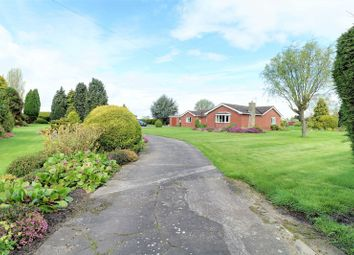 Thumbnail 3 bed detached bungalow for sale in Eastmoor Villas, Epworth Road, Haxey, Doncaster