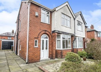 Thumbnail 3 bed semi-detached house for sale in Winchester Avenue, Ashton-In-Makerfield, Wigan
