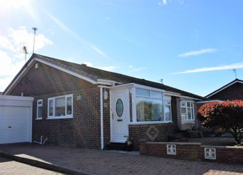 Thumbnail 2 bed bungalow for sale in Carlcroft Place, Cramlington