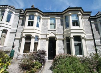 Thumbnail 4 bed maisonette for sale in Tothill Avenue, Plymouth