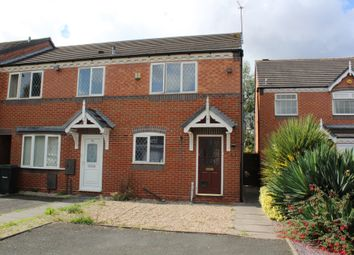 Thumbnail 2 bedroom end terrace house for sale in Hempole Lane, Tipton