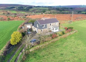4 bed detached house for sale in Trythall, Newmill, Penzance, Cornwall. TR20