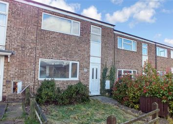 Thumbnail 3 bed terraced house for sale in Pepys Road, St. Neots, Cambridgeshire