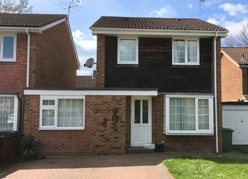 Thumbnail 3 bed detached house for sale in Alma Road, Bordon