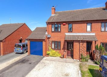 Thumbnail 3 bed property for sale in Kings Drive, Baschurch, Shrewsbury