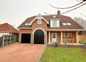 Thumbnail 5 bedroom detached house for sale in Pashley Walk, Belton, Doncaster