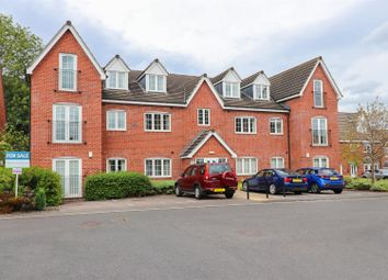 Thumbnail 2 bed flat for sale in Princeton House, Old Pheasant Court, Brookside, Chesterfield