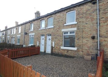Thumbnail 2 bed terraced house to rent in Katherine Street, Ashington