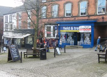 Thumbnail Retail premises to let in Victoria Square, Ashbourne