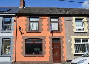 Thumbnail 3 bed terraced house for sale in Ty'r Felin Street, Mountain Ash, Rhondda Cynon Taff