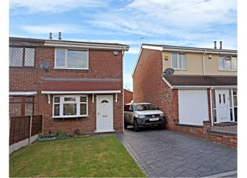 Thumbnail 2 bed semi-detached house for sale in Cecil Drive, Oldbury