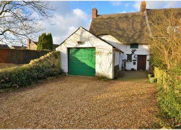 Thumbnail 2 bed cottage for sale in Overstone Road, Moulton, Northampton