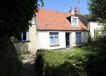 Thumbnail 2 bed detached house for sale in Laburnum Lane, Burwell, Cambridge, Cambridgeshire