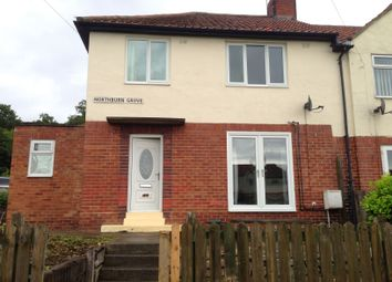 Thumbnail 3 bed semi-detached house to rent in Northburn Grove, Howden Le Wear, Crook