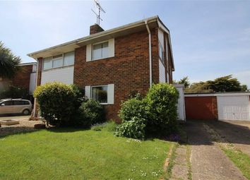 Thumbnail 2 bed end terrace house for sale in Poling Close, Goring-By-Sea, West Sussex