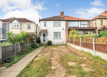 Straight Road, Romford RM3. 3 bed semi-detached house