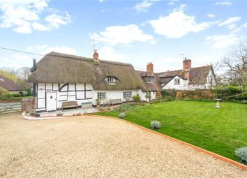 Thumbnail 4 bed semi-detached house for sale in Goodworth Clatford, Andover, Hampshire