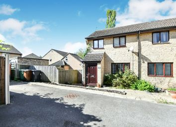 Thumbnail 3 bed semi-detached house for sale in Squires Road, Watchfield, Swindon