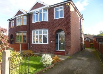Thumbnail 3 bed semi-detached house to rent in Hill Top Avenue, Winsford