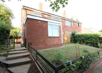 Thumbnail 3 bed flat for sale in Roundhills, Waltham Abbey