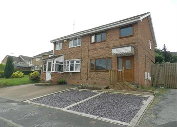 Thumbnail 3 bed semi-detached house for sale in Blackburn Croft, Chapeltown, Sheffield, South Yorkshire