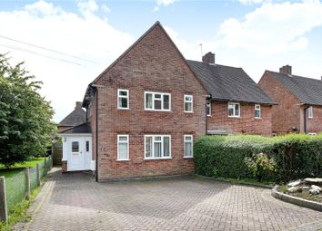 Thumbnail 4 bed semi-detached house for sale in The Queens Drive, Mill End, Rickmansworth, Hertfordshire
