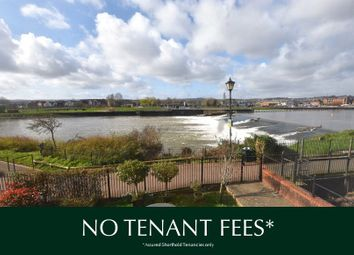 Thumbnail 2 bedroom flat to rent in Old Mill Close, St. Leonards, Exeter