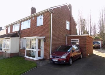 Thumbnail 3 bedroom semi-detached house for sale in St Margarets Road, Great Barr, Birmingham
