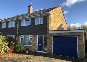 Thumbnail 4 bed property to rent in Moore Grove Crescent, Egham