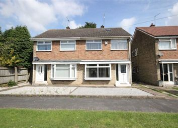 Thumbnail 3 bed property for sale in Brigg Drive, Hessle, East Riding Of Yorkshire