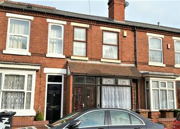 Thumbnail 3 bed terraced house to rent in Kingsley Street, Walsall, West Midlands