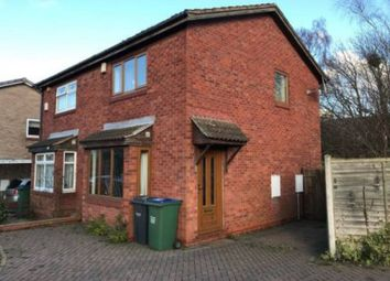Thumbnail 2 bed property to rent in Marriot Road, Smethwick, Birmingham