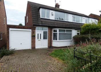 3 bed semi-detached house for sale in Caldwell Road, Red House Farm, Gosforth NE3