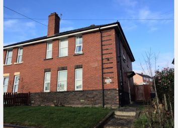 Thumbnail 3 bedroom semi-detached house for sale in Newman Road, Exeter