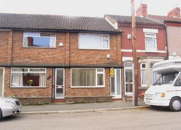 Thumbnail 2 bedroom terraced house to rent in Grange Avenue, Wallasey, Wirral