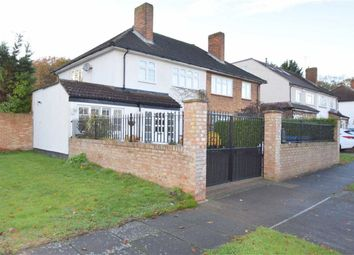 Thumbnail 1 bed flat to rent in Bowness Crescent, Kingston Vale