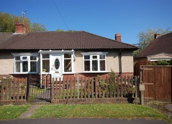 Thumbnail 2 bed semi-detached bungalow for sale in Edwins Avenue South, Forest Hall, Newcastle Upon Tyne