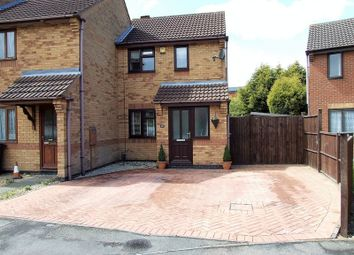 Thumbnail 2 bed semi-detached house to rent in Stanford Hill, Loughborough