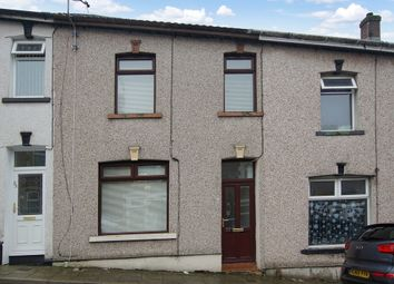 Thumbnail 3 bed terraced house for sale in 21, Hill Street, Risca, Newport, Caerphilly