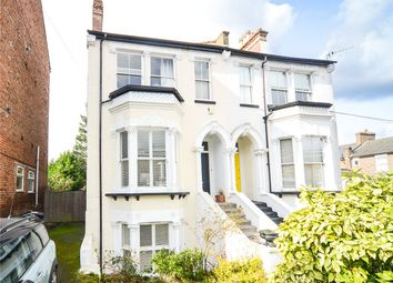 Thumbnail 4 bedroom semi-detached house for sale in Woodland Road, London